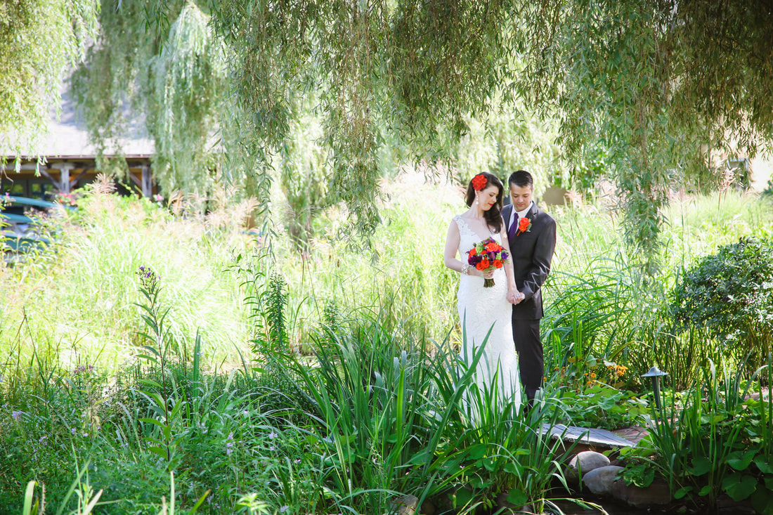 mirbeau inn and spa wedding photography