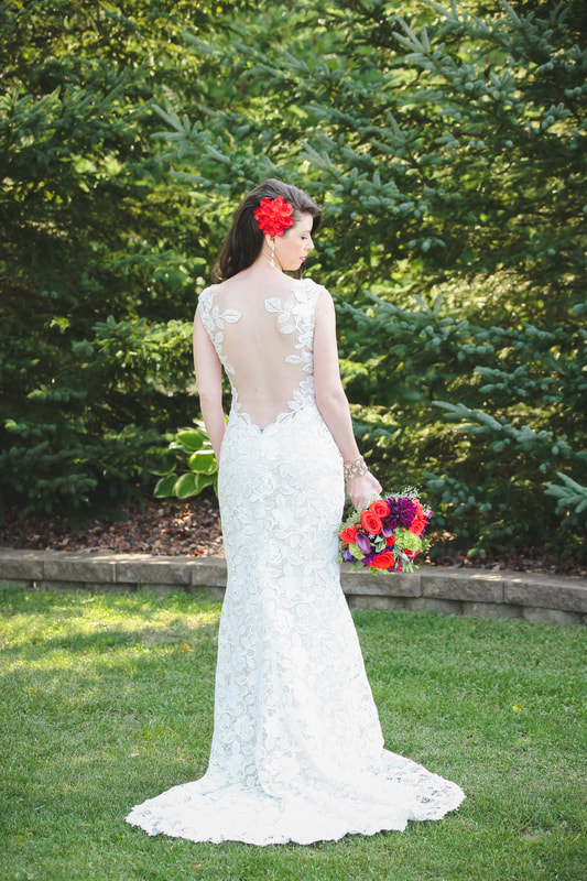 bride, wedding dress photo